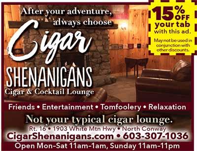 Cigar Shenanigans