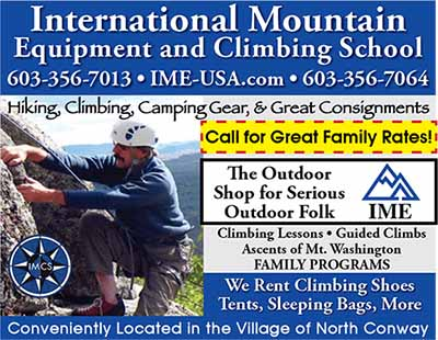 IME Rock and Ice Climbing