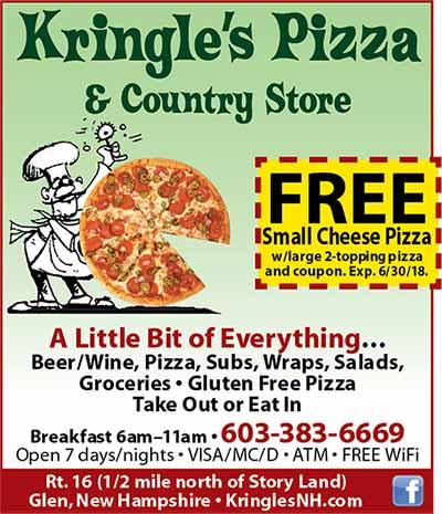 Kringles Pizza