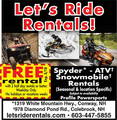 Let's Ride Rentals