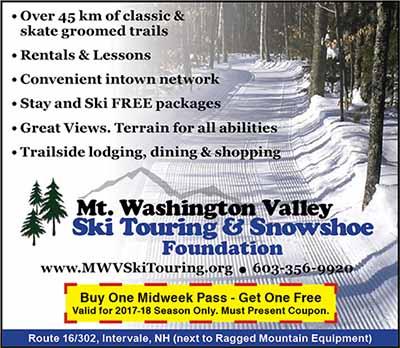 Mt. Washington Valley Ski Touring