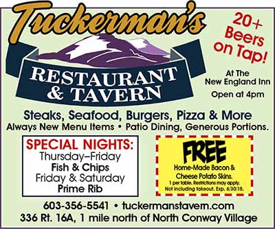 Tuckerman's Tavern
