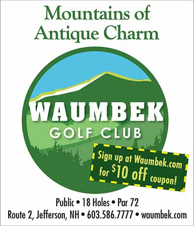 Waumbek Golf Club