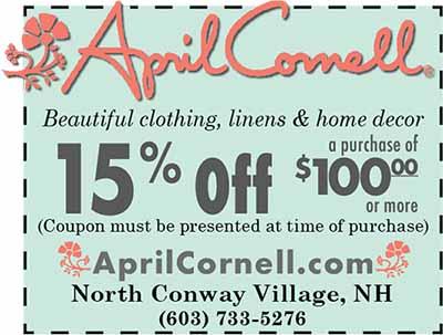 April Cornell Shopping